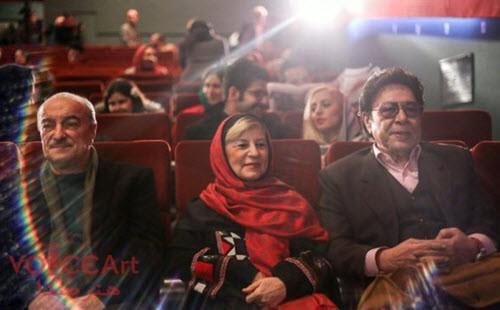 تصاویر مراسم بزرگداشت سه نسل از هنرمندان دوبله ایران