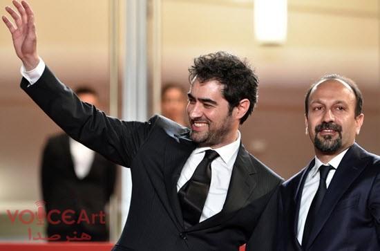 موج واکنش ها به موفقیت شهاب حسینی و اصغر فرهادی در جشنواره کن