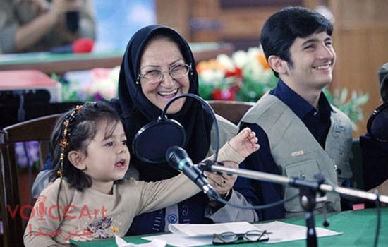 مجری رادیو ایران: دلم برای بچه ها می سوزد