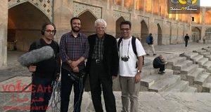 مستند پرتره «اکبر آقا آکتور صدا» درباره اکبر منانی-هنر صدا