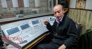 علی حاجی نوروزی -صدابردار رادیو-هنرصدا