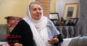 شمسی فضل اللهی بازیگر و گوینده-هنر صدا