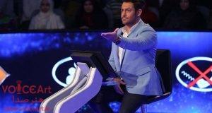 محمدرضا گلزار بهعنوان مجری مسابقه برنده باش-هنر صدا