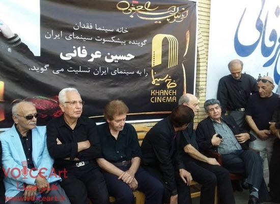 حسین عرفانی-دوبلور-هنرصدا