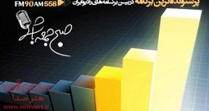 صبح جمعه با شما-رادیو ایران-هنرصدا