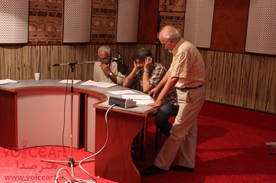 خواب گران حمید منوچهری در رادیو نمایش