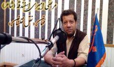 رادیو صبا میزبان شاعر آیینی کشور