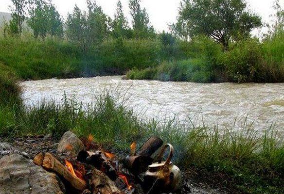 معرفی رود گاماسیاب در رادیو صبا