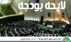 فراز و نشیب های لایحه بودجه ۱۴۰۰ در «ایران امروز» رادیو