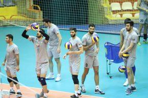 پخش زنده مسابقه والیبال ایران و روسیه از رادیو ورزش