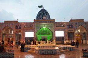 آستان امامزاده حسن (ع) در «همسفر» رادیو صبا معرفی میشود