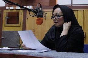 مینو جبارزاده مهمان این هفته «پرنیان صدا» در رادیو