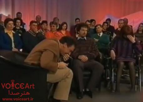 اتفاقی نادر که مجری تلویزیون برای همیشه اخراج شد (فیلم)