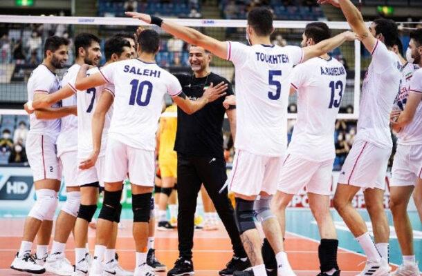 پخش زنده فینال والیبال قهرمانی آسیا؛ ایران – ژاپن از رادیو ورزش